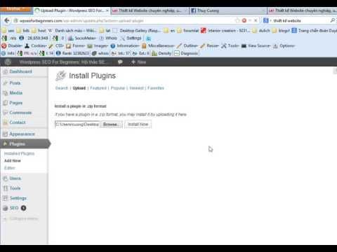 Plugin Creat Breadcrumb WordPress Best for SEO Google