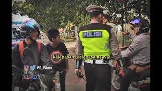 Video Pengendara Ini Nekat Lawan Arah dan Naiki Trotoar Meski Ada Razia Part 03 - Police Story 18/06 MP3, 3GP, MP4, WEBM, AVI, FLV Juni 2018
