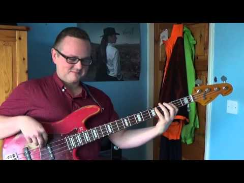 Heatwave - 'Boogie Nights' Bass Cover - Nick Latham