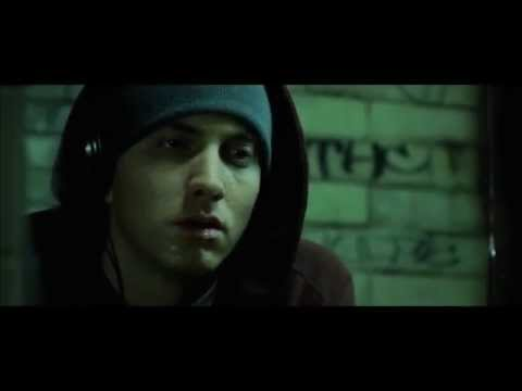 Eminem: Lose Yourself (from from the movie 8 MILE, HD)