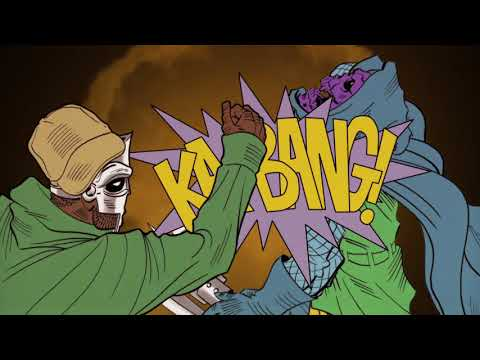 CZARFACE & MF DOOM – Bomb Thrown