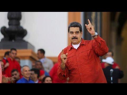 Maduro wettert gegen Trump:
