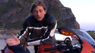 5. 2010 BMW K1300S vs Honda VFR1200F Shootout - The sportbikes of sport-tourers!