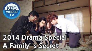 Video A Family's Secret | 가족의 비밀 (Drama Special / 2014.07.23) MP3, 3GP, MP4, WEBM, AVI, FLV Maret 2018