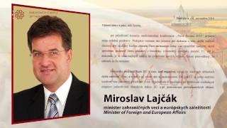 Miroslav Lajčák – videopozdrav