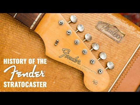 History of the Stratocaster (Pre-CBS) | CME Gear Demo