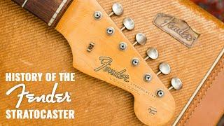Video History of the Stratocaster (Pre-CBS) | CME Gear Demo MP3, 3GP, MP4, WEBM, AVI, FLV Juli 2018