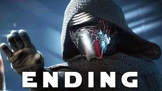 STAR WARS BATTLEFRONT 2 CAMPAIGN ENDING / KYLO REN EPILOGUE - Walkthrough Gameplay Part 10 (BF2)