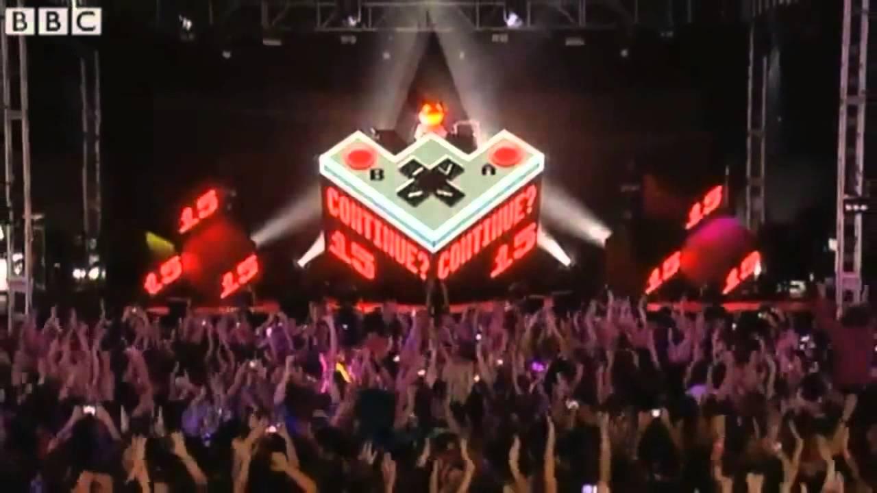 Deadmau5 - Live @ BBC Radio 1's Hackney Weekend.