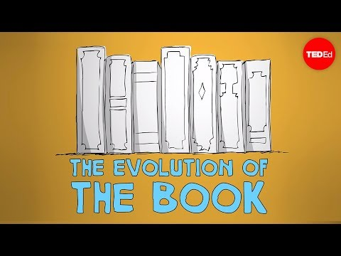 VIDEO: The Evolution of the Book