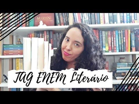 TAG ENEM Literário (Original) | Um Livro e Só