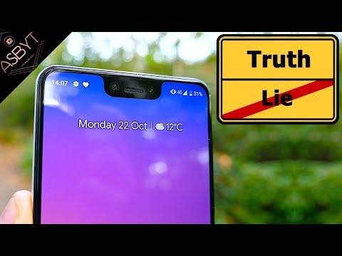 The Truth About The Pixel 3 Xl... | Review After 1 Week.
