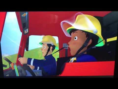 The Funniest Scene In Fireman Sam Alien Alert!