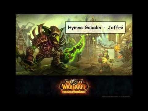 """Hymne Gobelin - Joffré (parodie wow sur l'instru de """"This Is Halloween"""")"""