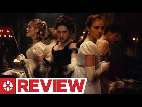 Pride and Prejudice and Zombies (Clip 'No! Don't!')