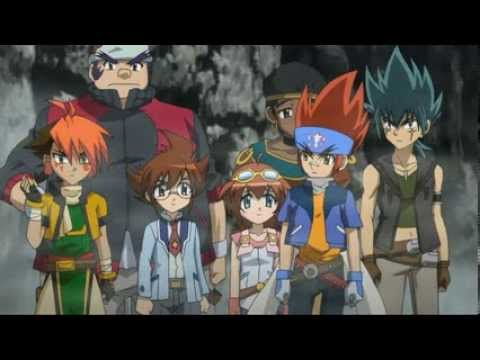 Beyblade Metal Fury (episodes 16-17-18) (greek)