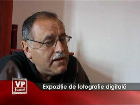 Expoziţie de fotografie digitală