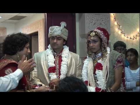 Bidaai - Apra & Manas Wedding Bidaai song which took place at Gayatri Chetna Center, Anaheim, California (USA) BY: www.dkcreations.net.