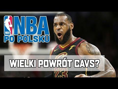 CAVS WYRÓWNUJĄ REKORD KLUBU!   Cavaliers vs Kings   NBA po POLSKU