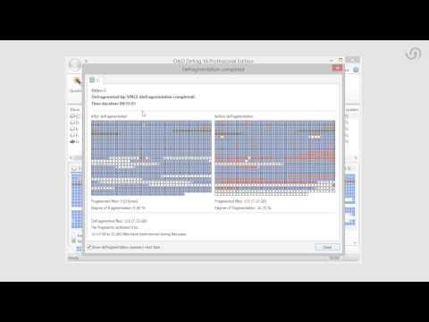 O&O Defrag 16 - Maximum Performance for your PC