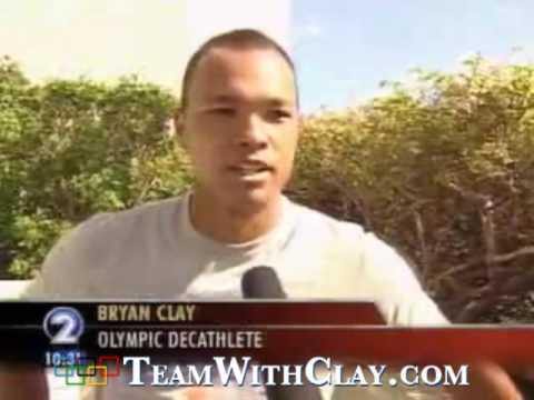 bryan clay. Bryan Clay vs.