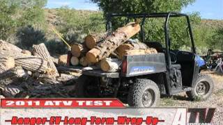 1. ATV Television - 2011 Polaris Ranger EV Long Term Test
