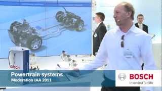 EN | Bosch IAA 2011 powertrain systems