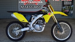 3. Used 2014 Suzuki RM-Z250 For Sale / Dirt Bike - Chattanooga TN GA AL area Motorcycles