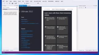 Visual Studio Ders-1