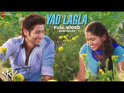 Video Yaad Lagla with Subtitles - Sairat   Full Video   Nagraj Manjule   Ajay - Atul download in MP3, 3GP, MP4, WEBM, AVI, FLV January 2017