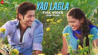 Video Yaad Lagla with Subtitles - Sairat | Full Video | Nagraj Manjule | Ajay - Atul MP3, 3GP, MP4, WEBM, AVI, FLV Juni 2018