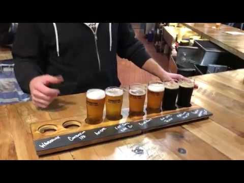 Combustion Brewery and Taproom's Keith Jackson