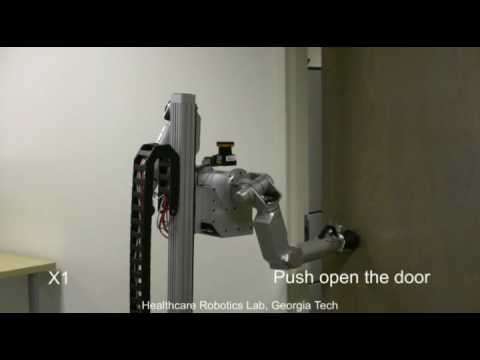 Georgia Tech's Door Opening Robot