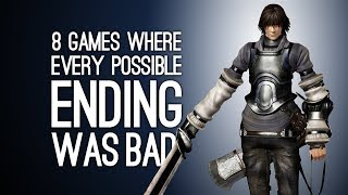 Video 8 Games Where Every Possible Ending Was Bad, Sad or Both MP3, 3GP, MP4, WEBM, AVI, FLV Desember 2018