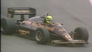 """Ecco il video RAI del GP di San Marino di F.1 del 1985, trasmesso durante la presentazione di """"Ricordando Elio De Angelis"""" tenutasi nel Salone d'Onore del Coni a Roma."""