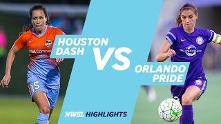 Orlando Pride continúa su Racha de victoria al Vencer 1-0 al Houston Dash