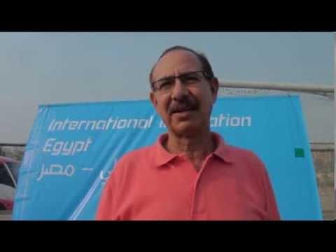 كلمة الدكتور إبراهيم خليل وكيل وزارة الرياضة بمهرجان Sports Park للأطفال