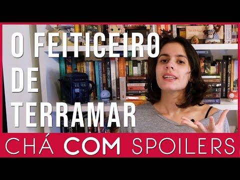 O Feiticeiro de Terramar - Ursula K Le Guin - Chá COM Spoilers