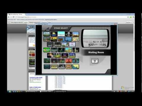 Como baixar e Instalar o Super Smash Flash 2 Demo v0.8
