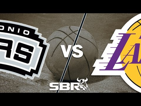 Top NBA Basketball Picks for Spurs vs. Lakers