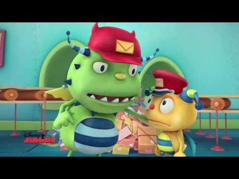 Henry Hugglemonster - Monster Mail Madness (видео)