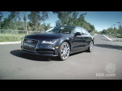 2012 Audi A7 Video Review – Kelley Blue Book