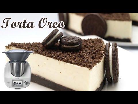 torta oreo al cioccolato bianco