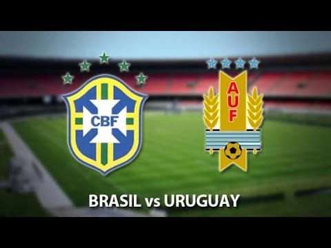 Uruguay vs Brazil 1-4   All Goals & Extended Highlights   World Cup Qualifying 23 03 2017 HD   YouTu