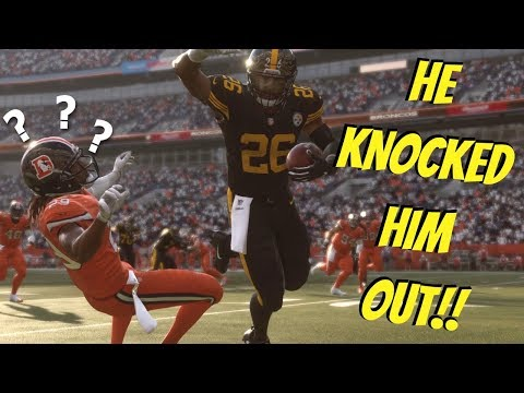 WHY WE WONT TRADE LEVEON BELL!! MADDEN 19 FRANCHISE EPISODE #11