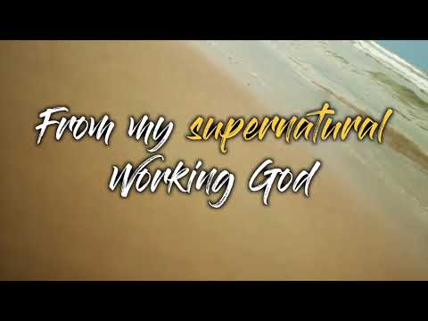 Miracle Working God  (Official Lyric Video) - Lois François