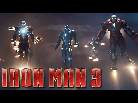 Movie Iron Man 3 3D Extemis