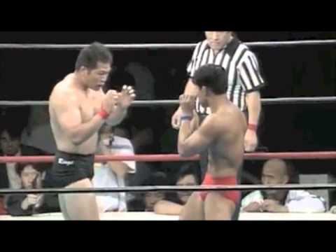 Japanese Shoot-Style Wrestling (видео)