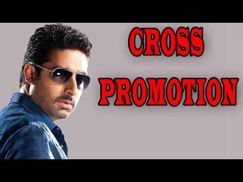 Abhishek Bachchan is cross promoting two sports team
