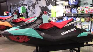 10. 2018 Sea-Doo SPARK 2UP 900 HO - New PWC For Sale - Elyria, OH